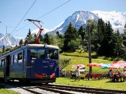 Tramway du Mont-Blanc© Mont Blanc Natural Resort