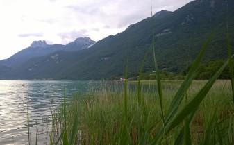 Doussard, au bout du lac © montblancfamilyfun.com