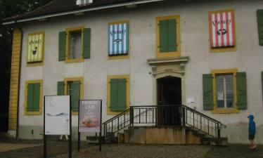Musée du Léman and Aquarium © montblancfamilyfun.com
