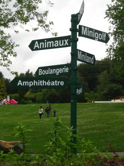 Parc Pré Vert, Signal du Bougy © montblancfamilyfun.com
