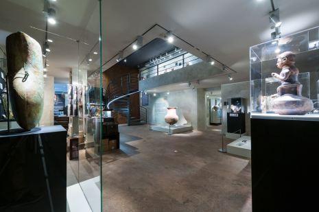 Le Musée Barbier-Mueller © Le Musée Barbier-Mueller /photo Luis Lourenço