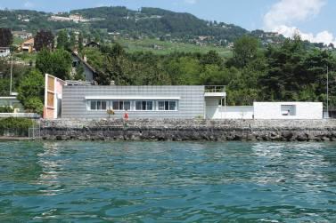 """© Villa """"Le Lac"""" Le Corbusier"""