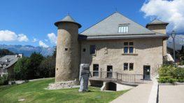 Maison Forte de Hautetour © Saint-Gervais Tourisme