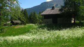 Chalets de Charousse, (Les Houches) © montblancfamilyfun.com