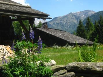 Chalets at La Charousse, Les Houches © montblancfamilyfun