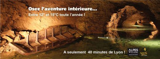 © Grottes de la Balme