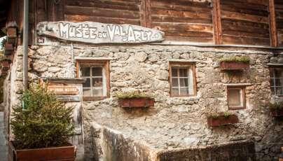 Musée du Haut Val d'Arly © Megève Tourisme