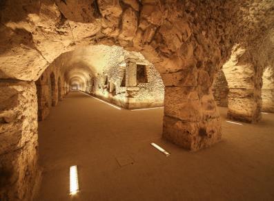 Roman crypotco © http://www.lovevda.it/