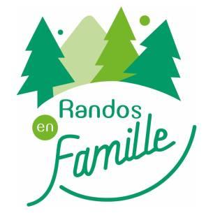 Logo Randos en Famille © Randos en Famille