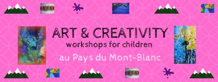 art & creativity workshops © montblancfamilyfun.com