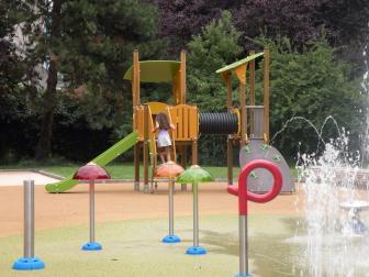 Parc Aqualudique de l'Auberge (Meyrin) © Kids Time Genève