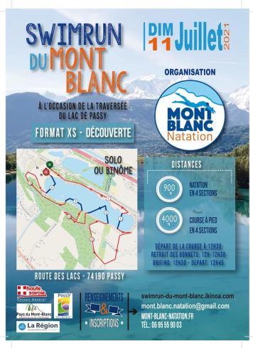 © Mont Blanc Natation