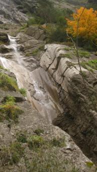 Cascade d'Arpenaz © montblancfamilyfun.com