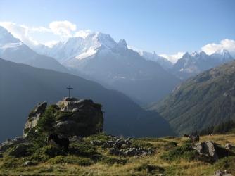 La Croix de Loriaz © montblancfamilyfun.com