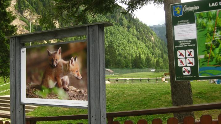 Parc de Loisirs du Pontet © montblancfamilyfun.com