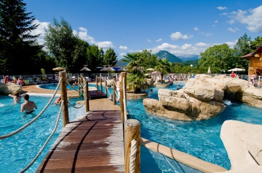 Camping Europa's complexe aquatique © Camping Europa