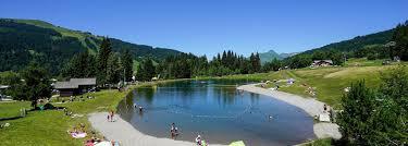 Les Gets' Lac des Ecoles © Les Gets Tourisme