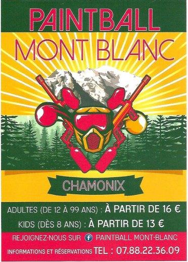 © Paintball Mont-Blanc