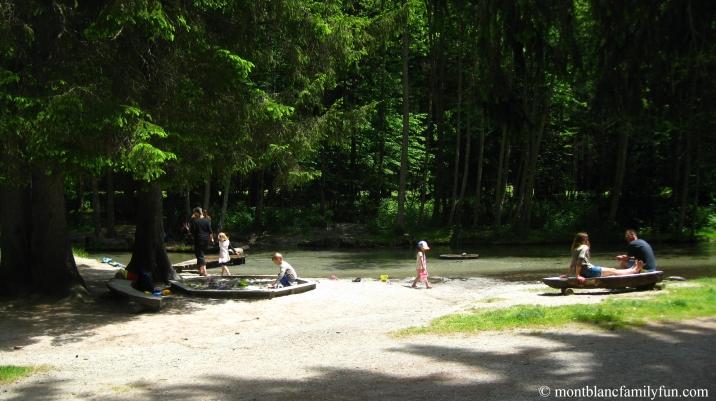 Le Paradis des Praz © montblancfamilyfun.com