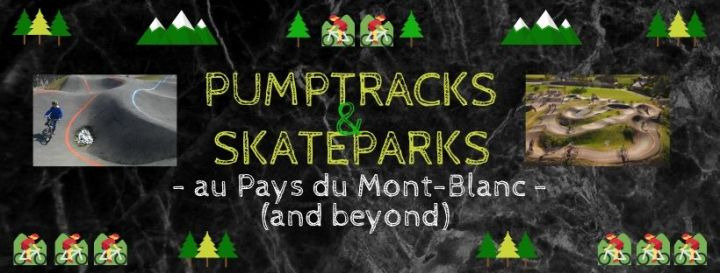 Pumptracks & Skateparks