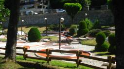 Mini-Golf du Sporting Club Saint-Gervais © montblancfamilyfun.com