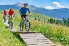 Charlotte Bike Park © Saint-Gervais-les-Bains Tourisme