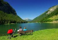 Lac de Montriond © Vallée d'Aulps Tourisme