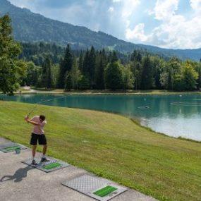 Lac aux Dames golf © Samoëns Tourisme
