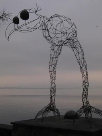 Montreux sculpture © montblancfamilyfun.com