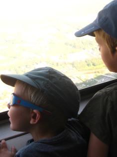 Téléphérique du Salève © montblancfamilyfun.com