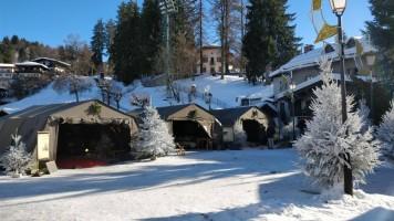 Village Noel Megève © Megève Toursime