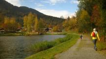 Lac des Chavants - parcours d'orientation © montblancfamilyfun.com