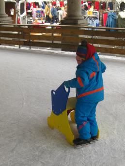 Little skater © montblancfamilyfun.com