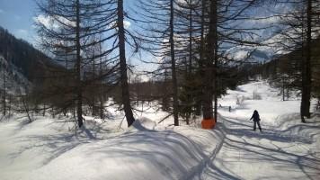 Val Ferret ski nordique © montblancfamilyfun.com