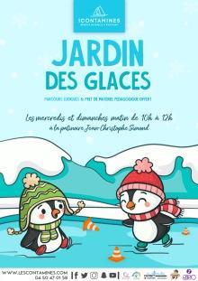 Jardin des Glaces © Les Contamines-Montjoie Tourisme