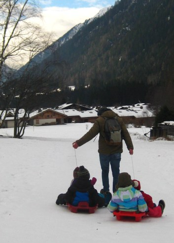Les Iles to Les Chosalets © montblancfamilyfun.com