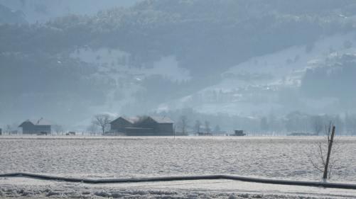 Fields next to Lac de Passy © montblancfamilyfun.com