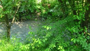Bialle river path (Sallanches) © montblancfamilyfun.com