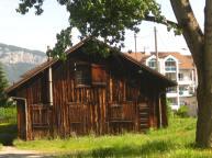 Old railway hut, Sallanches © montblancfamilyfun.com