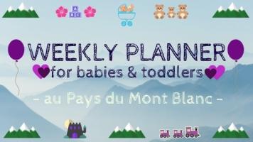 © weekly planner