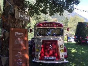 © Le Savoie Faire food truck