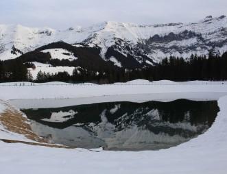 Lac de Javen boucle © montblancfamilyfun.com