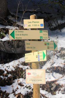 Refuge de Tornieux hike, Les Planes © montblancfamilyfun.com