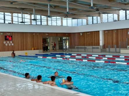 Centre Aquatique Sallanches © montblancfamilyfun.com