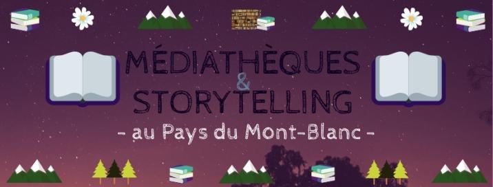 médiathèques & storytelling © mo
