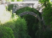 Châtillon - ruins of Roman bridge © montblancfamilyfun.com