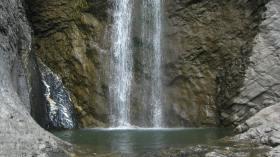 Cascade de l'Arpenaz © montblancfamilyfun.com