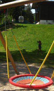 NEW Aire de Jeux de l'Étape © montblancfamilyfun.com