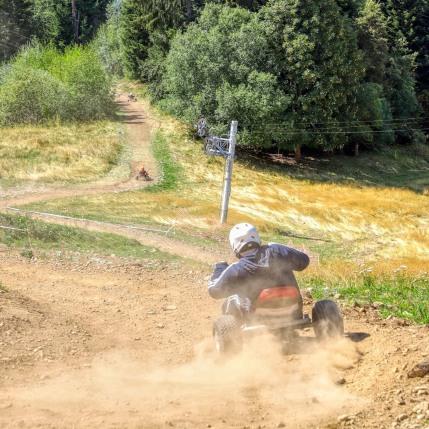 Mountaincart © Flaine Tourisme