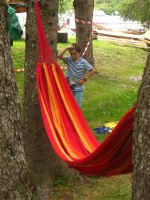 Camping du Pontet © montblancfamilyfun.com